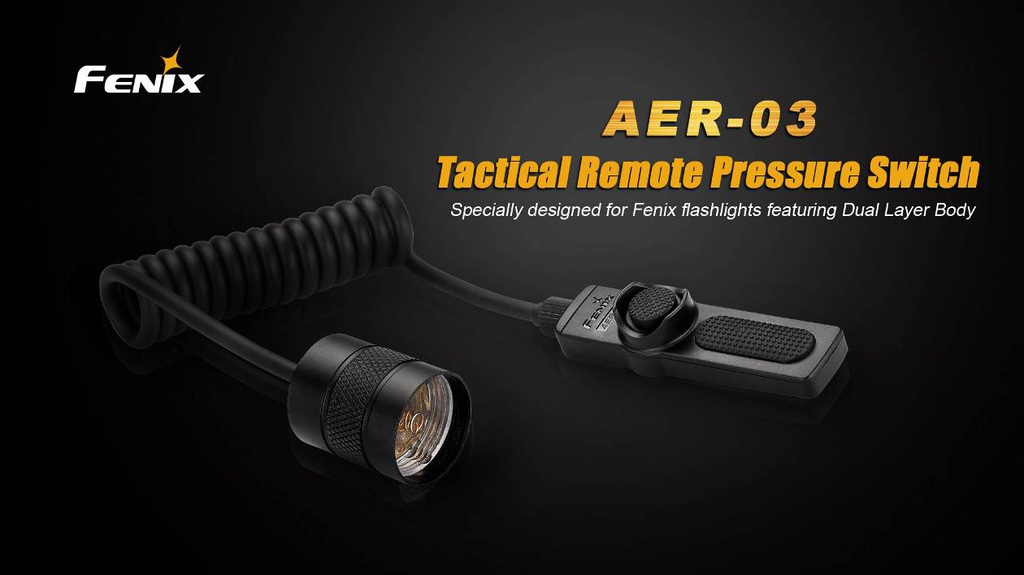 AER-03 Tactical Remote Pressure Switch